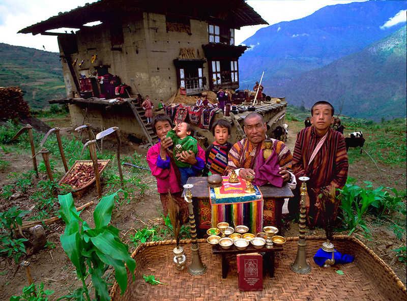 Pueblos de las montañas