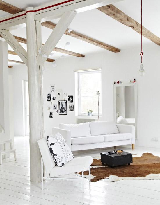 El minimalismo en los interiores nórdicos