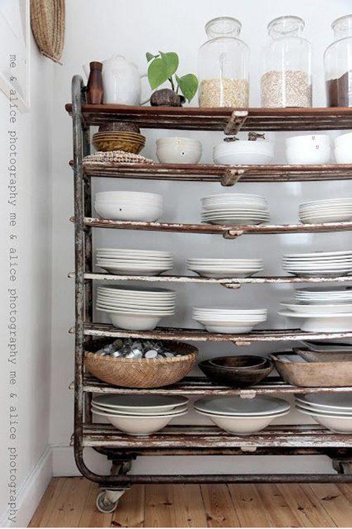 decorar una cocina de estilo industrial