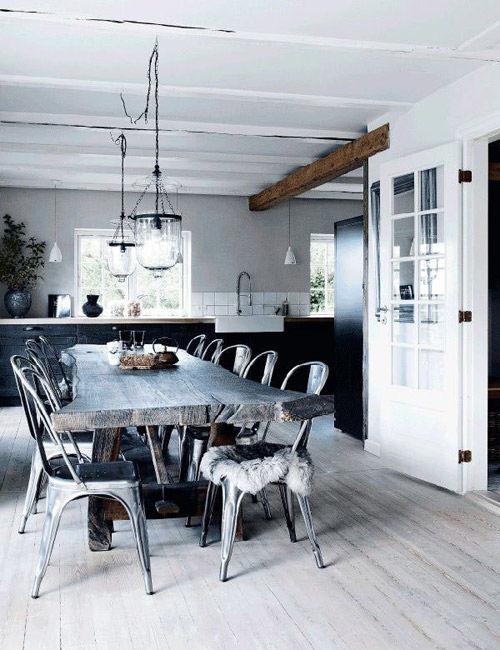 casa de estilo nórdico