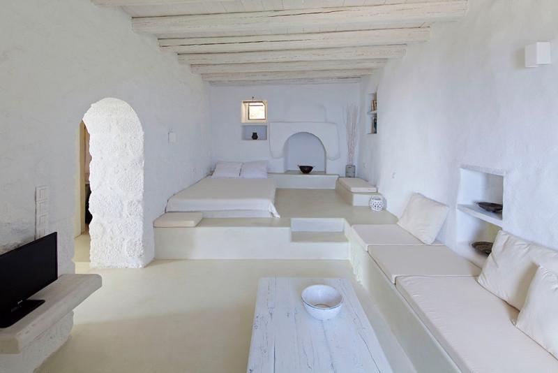 Melanopetra: una fantástica villa en Grecia