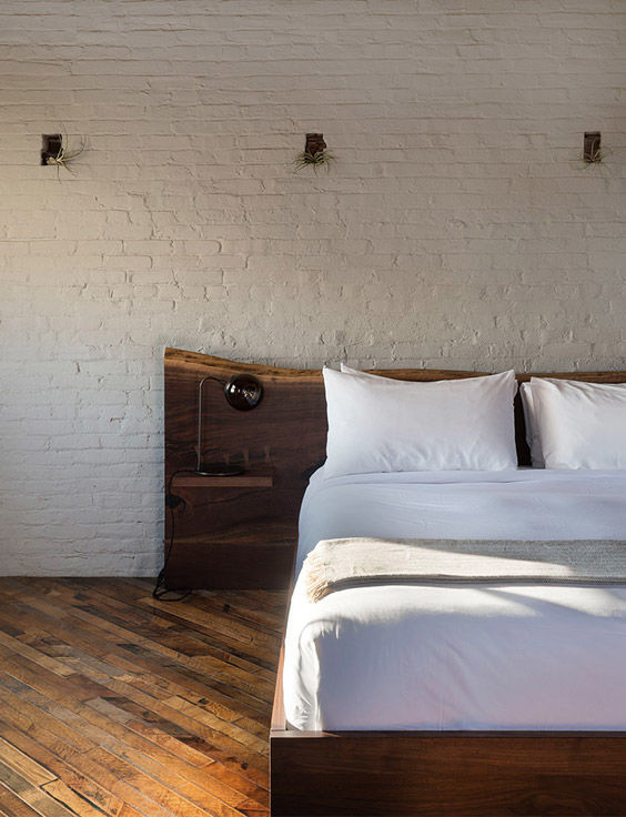 Cabeceros de madera originales elegant que se te ocurra - Cabeceros de cama originales pintados ...