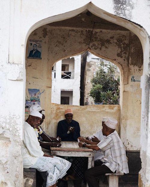 la cultura swahili en Lamu