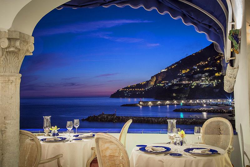 Dónde comer en Amalfi