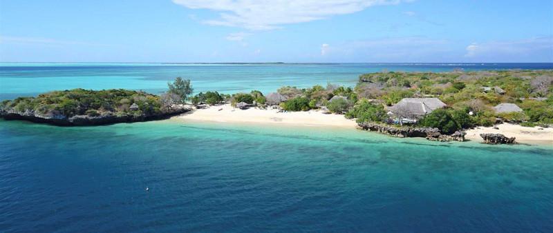 isla de Benguerra en el archipiélago de Bazaruto