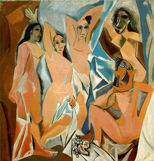 Influencia del arte africano