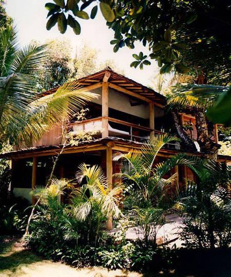 Uxua Casa Hotel en Trancoso, Brasil