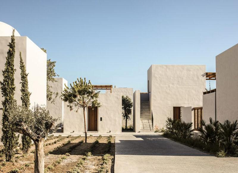 Casa Cook Kos, un hotel en Grecia, para espíritus bohemios