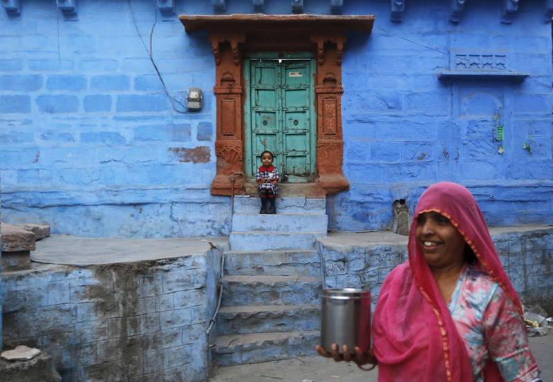 La ciudad azul de Jodhpur