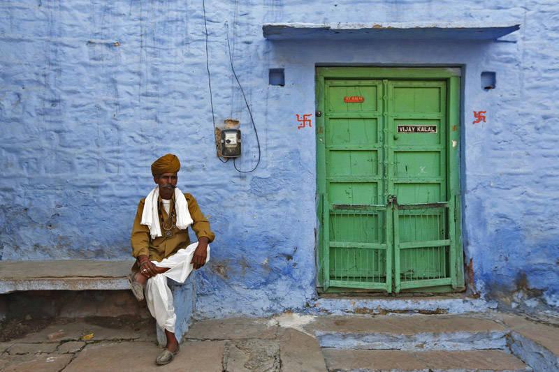 Jodpur ciudad azul