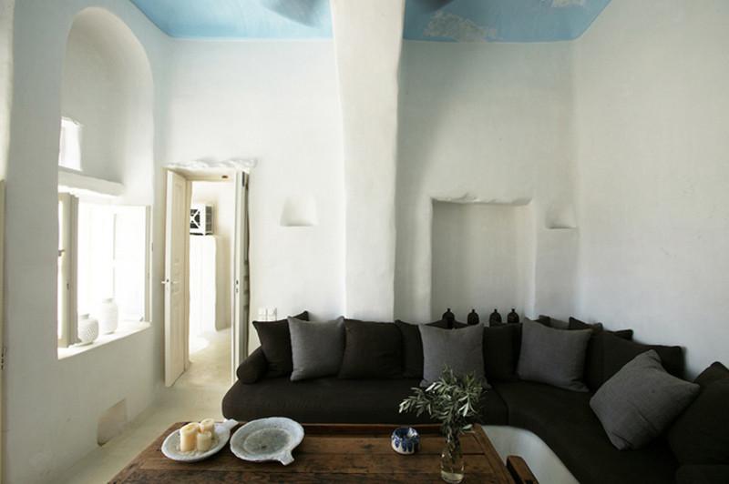 Una casa de vacaciones en Tinos, Grecia