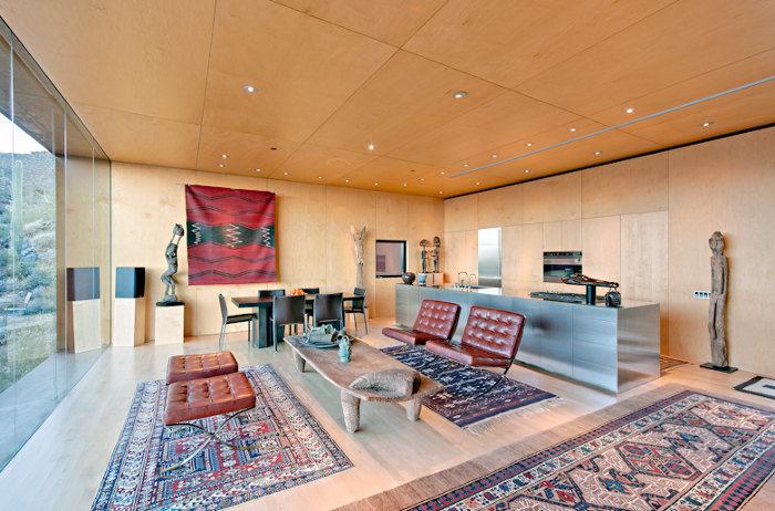 Desert Nomad House