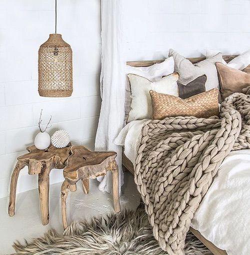 La madera en la decoración de estilo nórdico