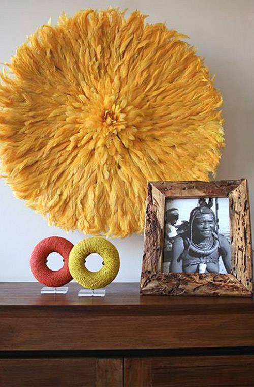 Decoración con Juju Hats de colores