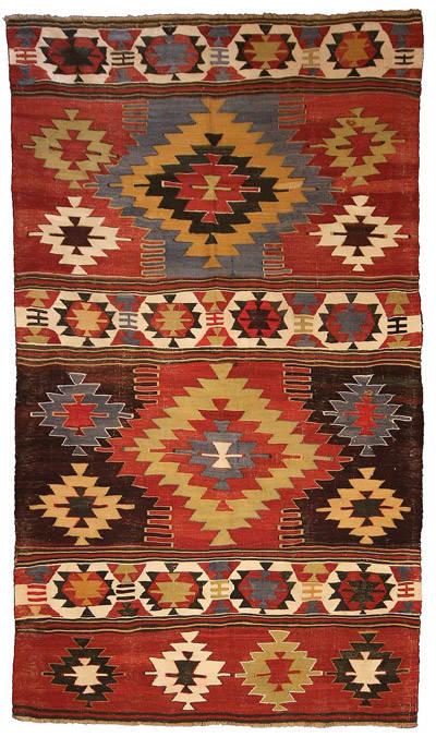 Kilims las alfombras m s antiguas del mundo nomadbubbles for Alfombras persas chile