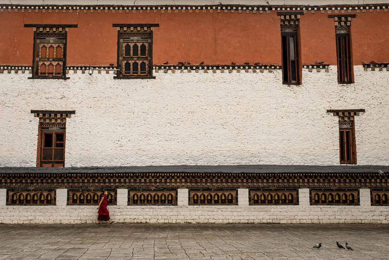 Bhután: El país más feliz del mundo