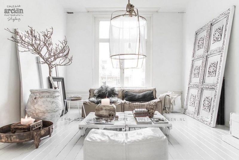 diseño de espacios de estilo nórdico
