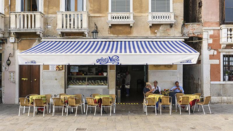 las mejores heladerias en venecia