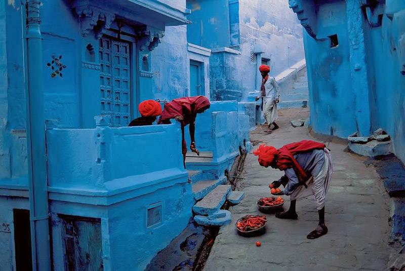 La ciudad azul, Jodhpur