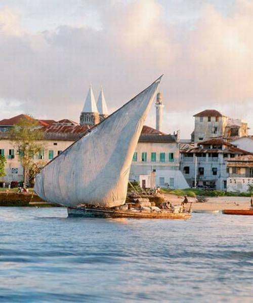 Isla de Zanzíbar