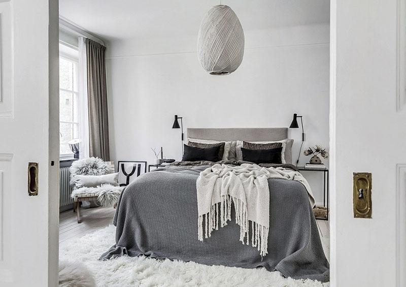 alfombras de lana de pelo largo para habitaciones