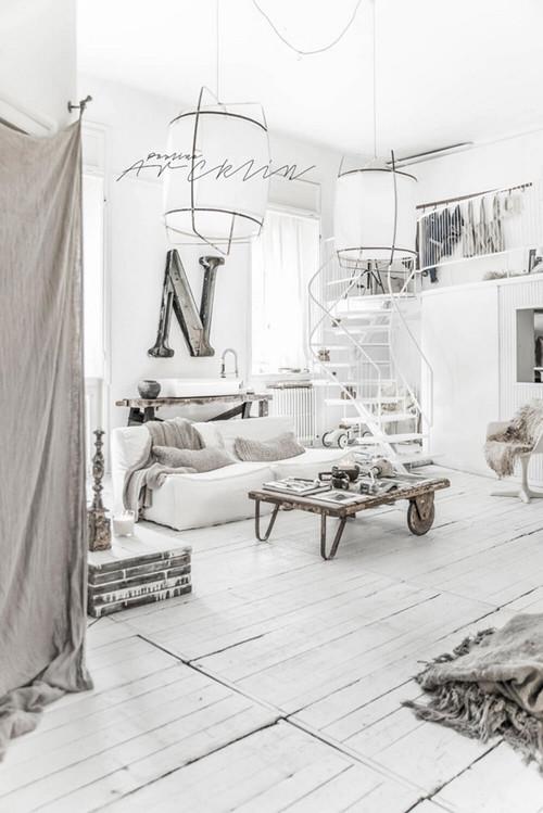 la decoración nordica en el diseño de espacios