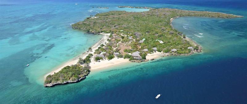 arrecifes de coral en bazaruto, mozambique