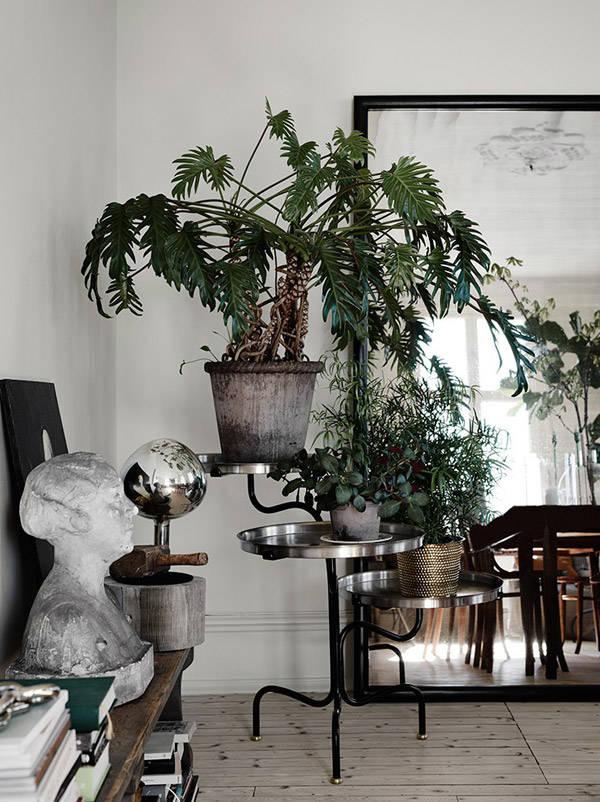 Una hermosa casa en Suecia llena de detalles