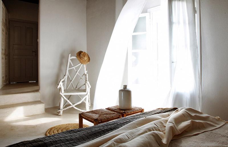 Habitación del San Giorgio Hotel en Mykonos
