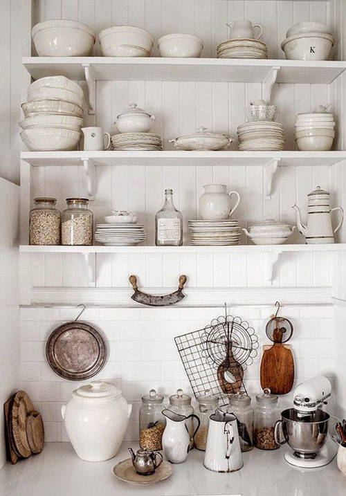 cocinas sin armarios