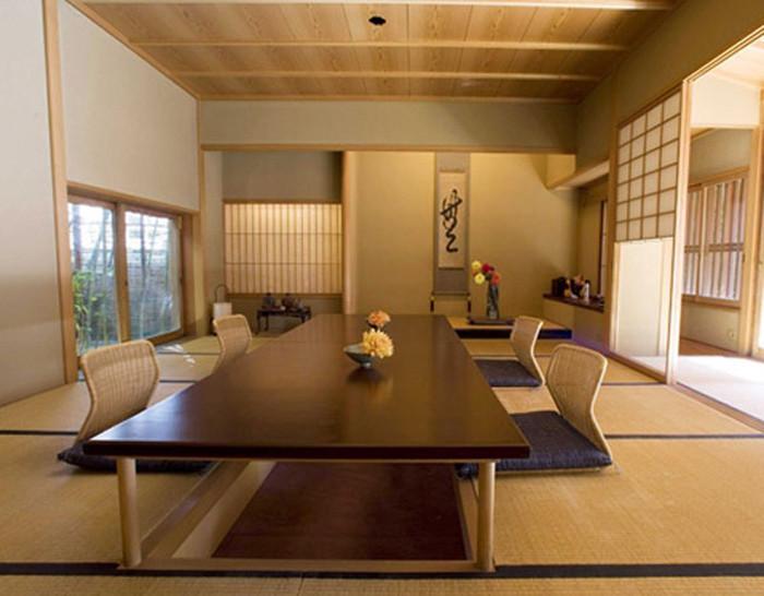 Muebles típicos en la decoración japonesa