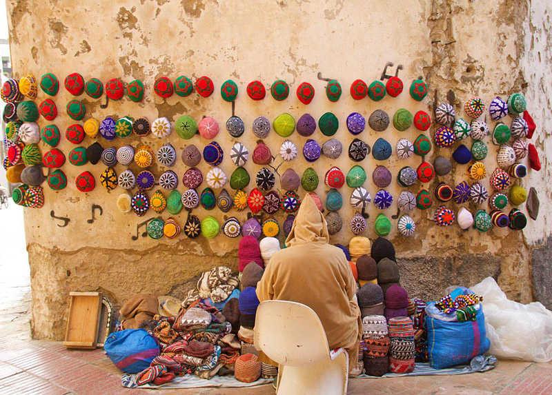 La Medina de Essaouira, Marruecos