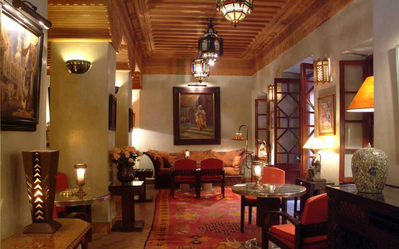 Riad maison arabe