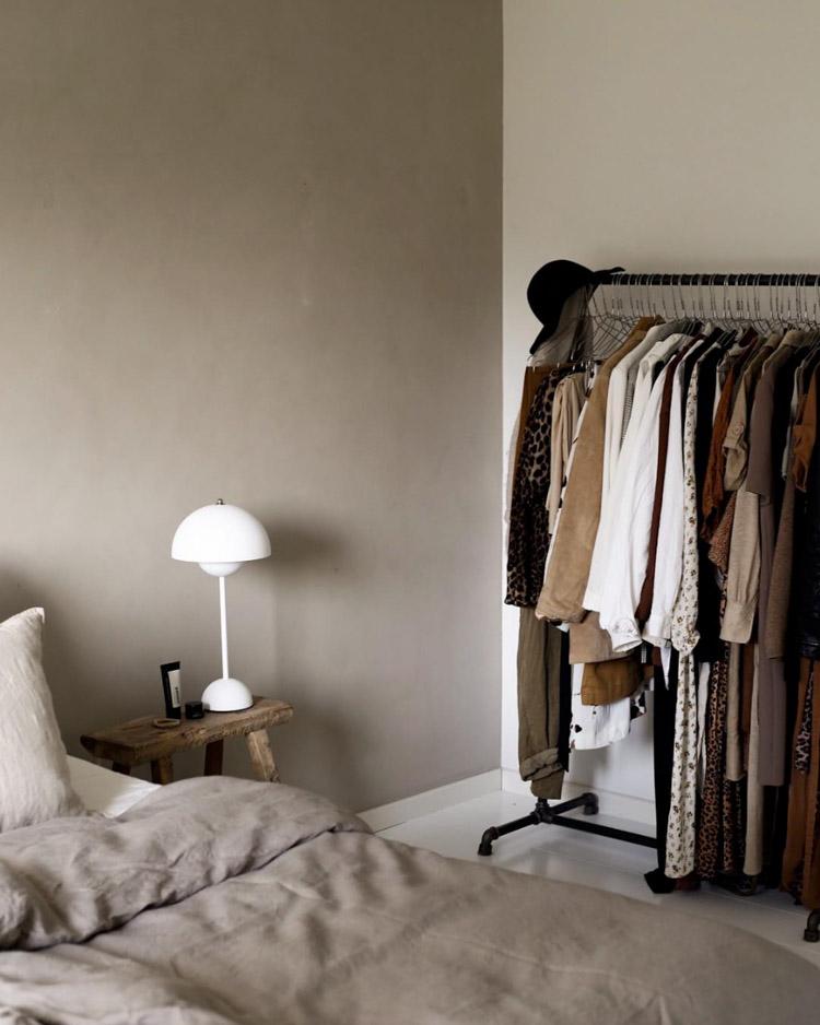 cómo decorar un dormitorio de estilo nórdico