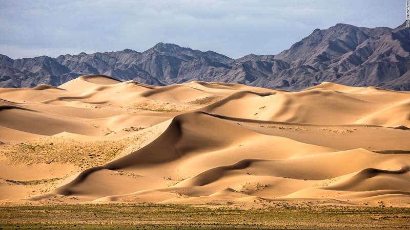 Viaje por el desierto del Gobi