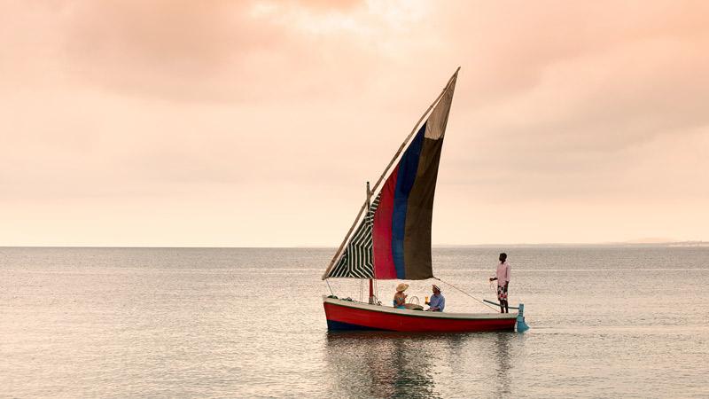 Tranquilidad y lujo en la ídilica isla de Bazaruto