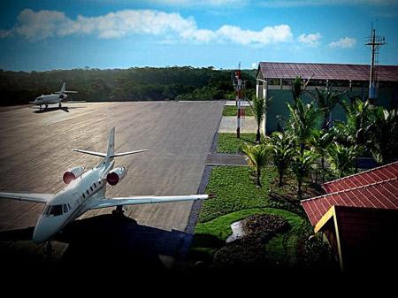 Aeropuerto privado en Trancoso