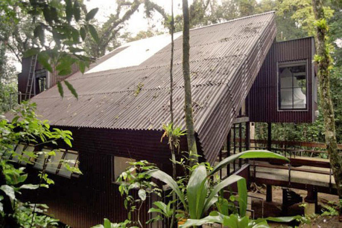 Jungle Beach House