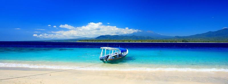 La playa de Nusa Dua en Bali