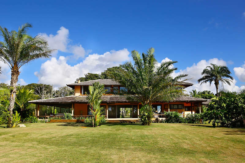 Fantástica villa en Trancoso, Brasil