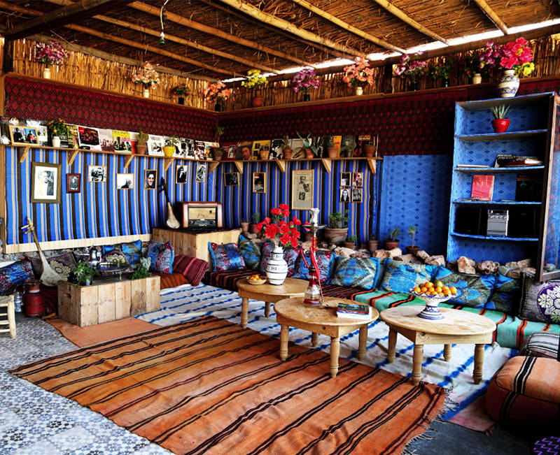 Hotel Fellah restaurante