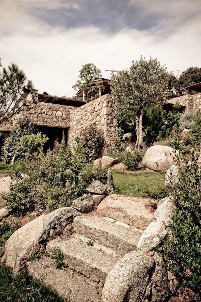 Casa en Corcega