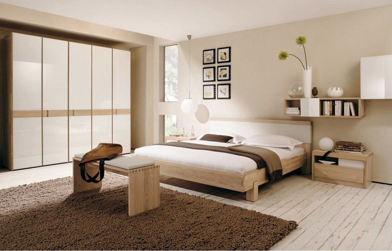 tonos neutros y claros en la decoración de interiores zen