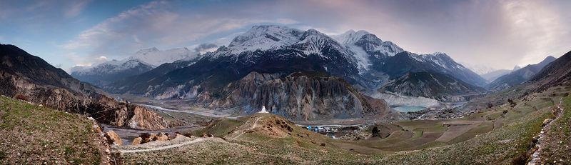 El circuito del Annapurna en Nepal