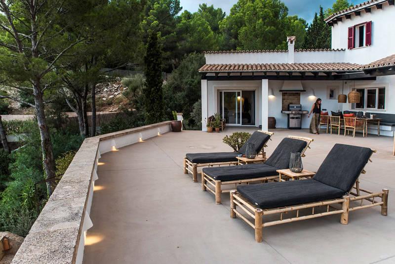 muebles para la terraza y el jardín