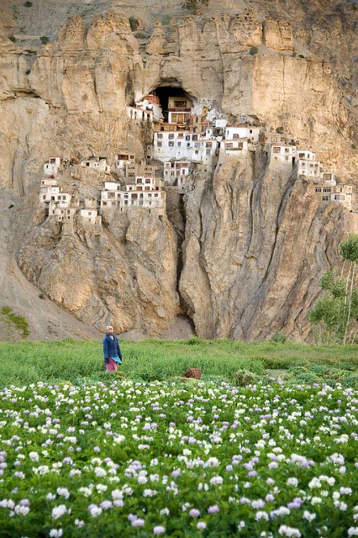 phuktal-monasterio