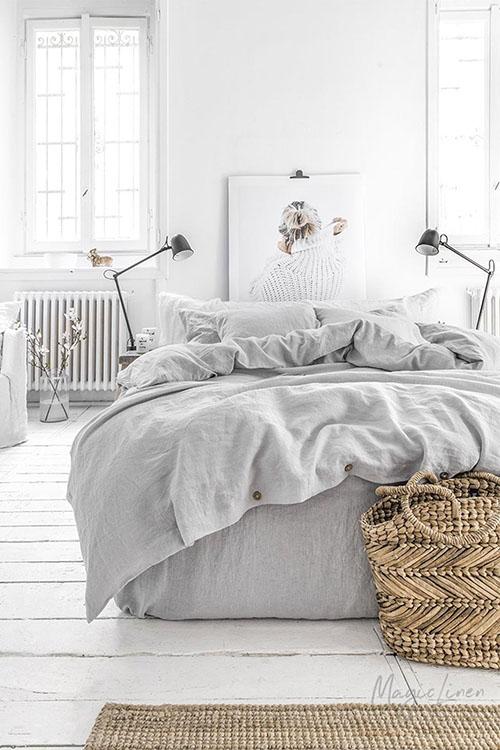 decoración de dormitorios de estilo boho chic