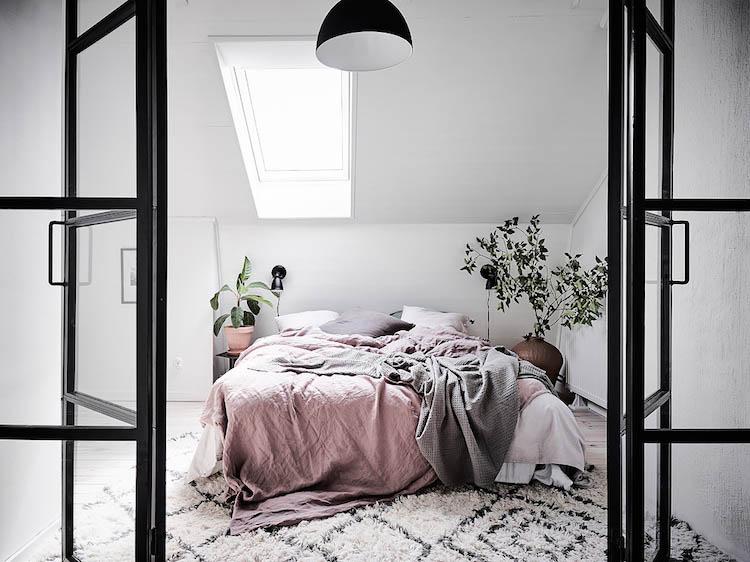 Alfombras en la decoracioón de habitaciones pequeñas