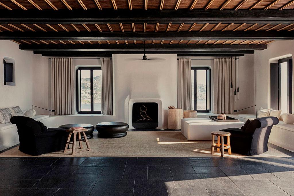 alfombras de fibras naturales