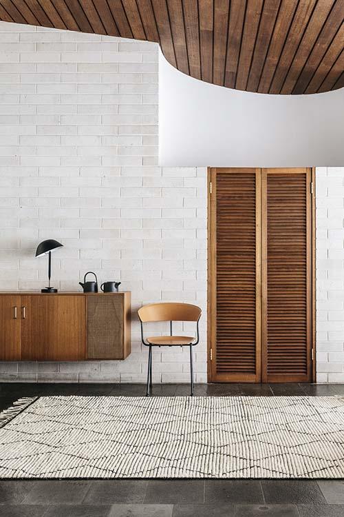 Decoración de espacios con alfombras